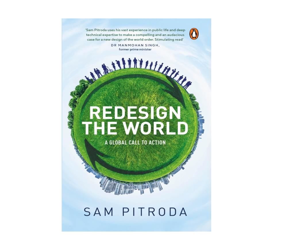 Redesign the World - Book