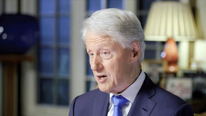Bill Clinton Hosting
